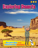 Exploring Deserts: A Benjamin Blog and His Inquisitive Dog Investigation cover photo