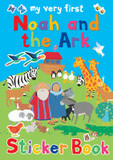 Noah and the Ark Sticker Book cover photo