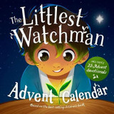 The Littlest Watchman - Advent Calendar cover photo