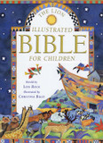 The Lion Illustrated Bible for Children cover photo