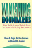 Vanishing Boundaries: The Religion of Mainline Protestant Baby Boomers cover photo