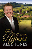 Aled Jones' Forty Favourite Hymns cover photo