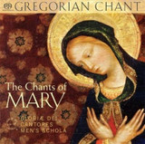 The Chants of Mary cover photo