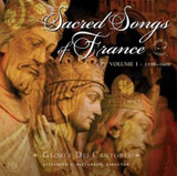 Sacred Songs of France Vol.1 cover photo