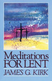 Meditations for Lent cover photo
