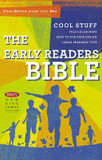 NKJV Early Readers Bible: New King James Version cover photo