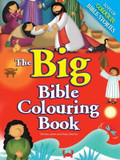 The Big Bible Colouring Book cover photo