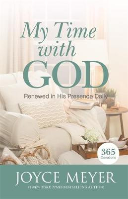 My Time with God: 365 Daily Devotions cover photo