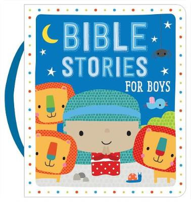 Bible Stories for Boys (Blue) cover photo