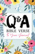 Q & A Bible Verse: 5-Year Journal cover photo
