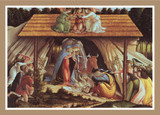 Mystic Nativity - Pack of 5 Cards [KB23B]