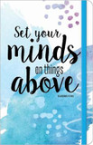Set your Minds on Things Above Journal cover photo