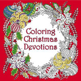 Coloring Christmas Devotions cover photo