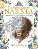The Chronicles of Narnia Colouring Book cover photo