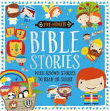 Five Minute Bible Stories cover photo