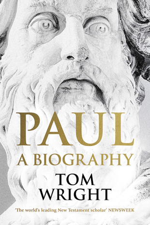 Paul: A Biography cover photo