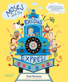 Moses and the Exodus Express [9780281077571]