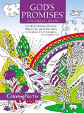 God's Promises Coloring Book cover photo
