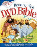 Read-N-See DVD Bible: Narrated by: Max Lucado, Joni Erickson Tada, Twila Paris, Rebecca St. James, Roy Clark & Others cover photo