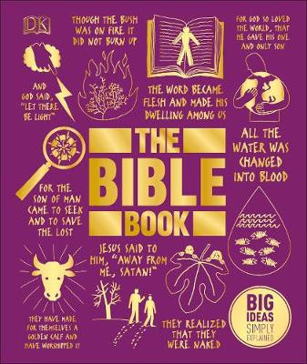 The Bible Book: Big Ideas Simply Explained cover photo