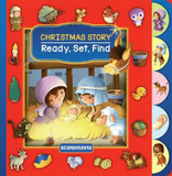 Ready, Set, Find! Christmas Story cover photo