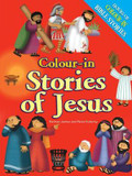 Colour-In Stories of Jesus cover photo