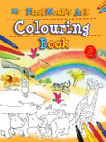 My First Noah's Ark Colouring Book cover photo