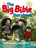 The Big Bible Storybook: 188 Bible Stories to Enjoy Together cover photo