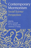 Contemporary Mormonism: SOCIAL SCIENCE PERSPECTIVES cover photo