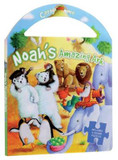 Carry Me Puzzle Book: Noah's Amazing Ark cover photo