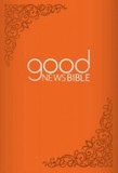 Good News Bible Compact Soft Touch Orange Edition [9780564070770]