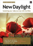 New Daylight Deluxe edition September - December 2018: Sustaining your daily journey with the Bible cover photo