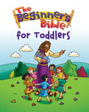 Beginners Bible for Toddlers cover photo