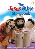 The Jesus Bible Storybook cover photo