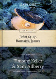 90 Days in John 14-17, Romans and James: Explore by the Book, Volume 2 cover photo