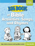 Big Book of Bible Activities, Songs, and Rhymes for Early Childhood cover photo