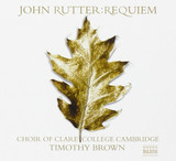 John Rutter: Requiem cover photo
