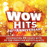 WOW HITS:20TH ANNIVERSARY DOUBLE CD cover photo