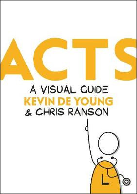 Acts: A Visual Guide cover photo