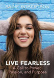 Live Fearless: A Call to Power, Passion, and Purpose cover photo