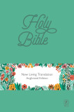 Holy Bible: New Living Translation Premium (Soft-tone) Edition: NLT Anglicized Text Version cover photo