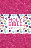 NIV Ruby Pocket Bible cover photo