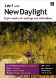 Lent with New Daylight: 8 weeks of readings, reflections and discussion cover photo