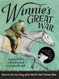 Winnie's Great War: The remarkable story of a brave bear cub in World War One cover photo