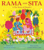 Rama and Sita: The Story of Diwali cover photo