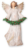 6 1/2 Resin Angel with Flower String cover photo