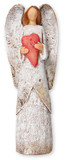 10 Resin Angel Holding Red Heart cover photo