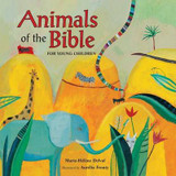 Animals of the Bible for Young Children cover photo