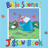 Bible Stories Jigsaw Book cover photo