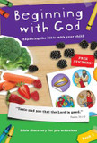 Beginning with God Book E cover photo